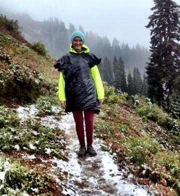 Trail fashionista